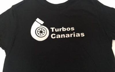Llévate una camiseta de regalo al comprar tu turbo